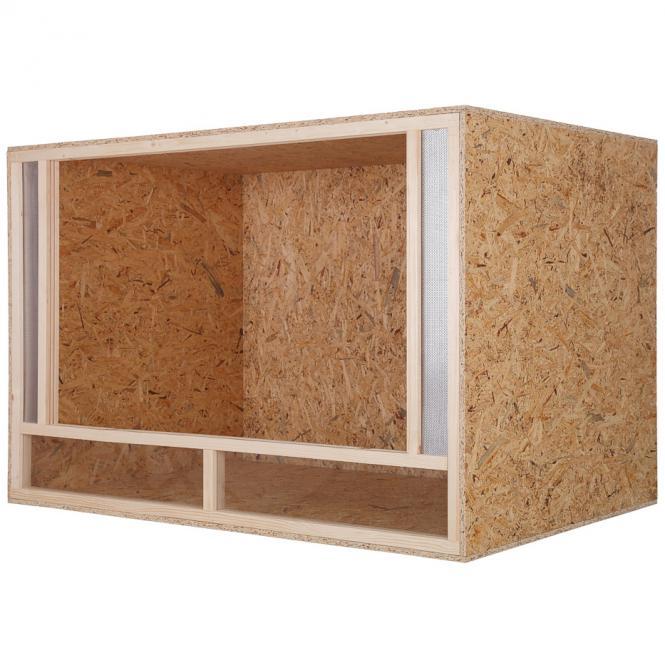 terrarien aus holz mit frontbel ftung terrarium holzterrarium holzterrarien ebay. Black Bedroom Furniture Sets. Home Design Ideas